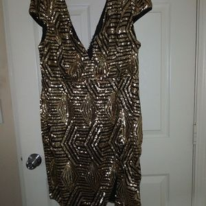 Forever 21 Plus Size Party DRESS